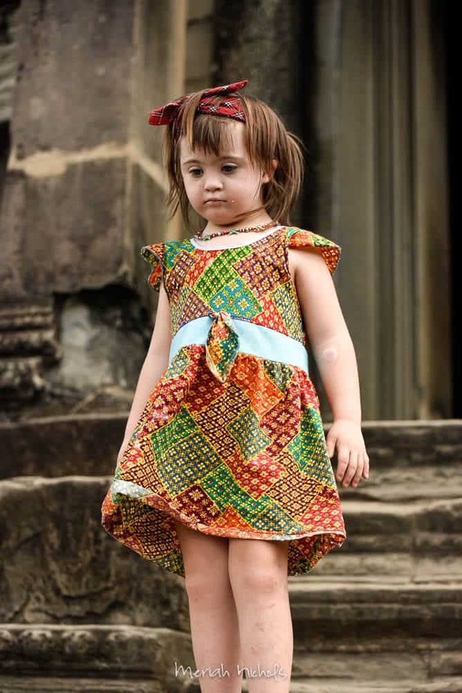 Meriah Nichols Angkor Wat-29