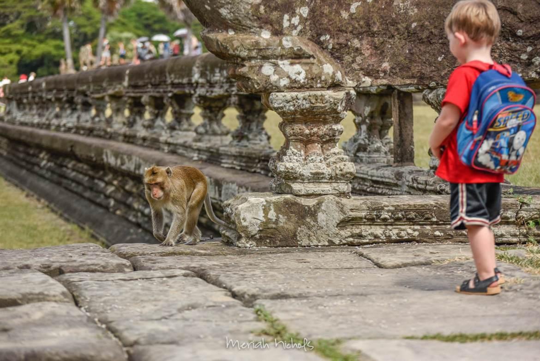 Meriah Nichols Angkor Wat-33