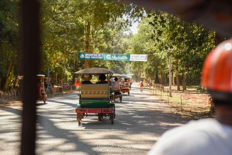 Meriah Nichols Ta Prohm Angkor Wat -1