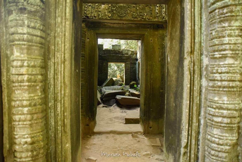 Meriah Nichols Ta Prohm Angkor Wat -11
