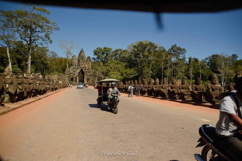Meriah Nichols Ta Prohm Angkor Wat -2