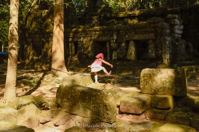 Meriah Nichols Ta Prohm Angkor Wat -34