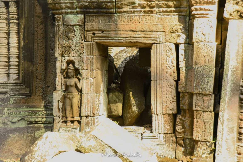 Meriah Nichols Ta Prohm Angkor Wat -9