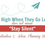"""Go High When They Go Low"" Does Not Mean ""Stay Silent"""