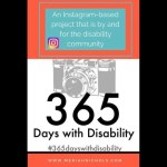 365 Days with Disability: a Photo Project By and For the Disability Community