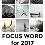 Focus Word of 2017: Intolerant