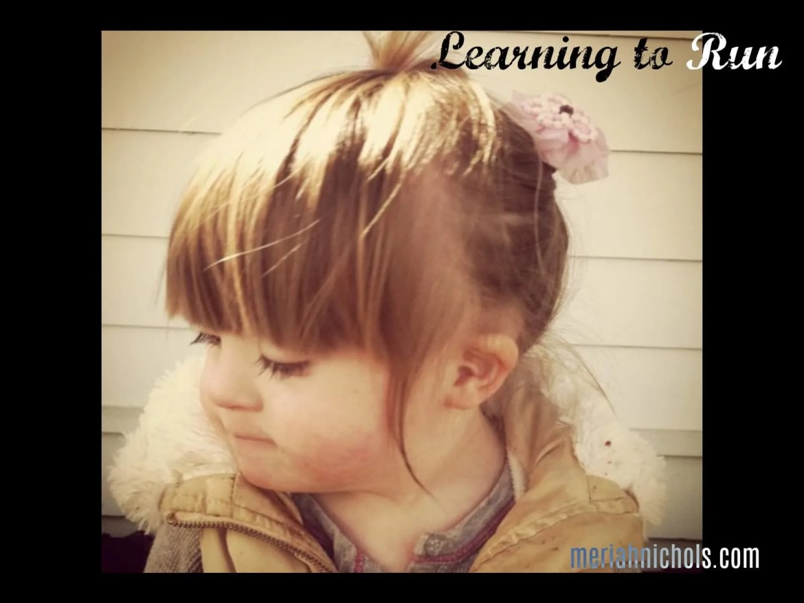 Learning to Run: Learning to raise a child with a disability
