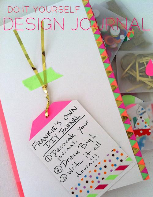 DIY Design Journal  Meri Cherry