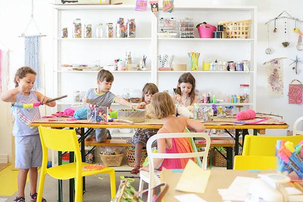 Meri Cherry Art Studio for Kids Highlights - Meri Cherry
