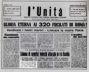 petizione memoria - 1944-Fosse-Ardeatine