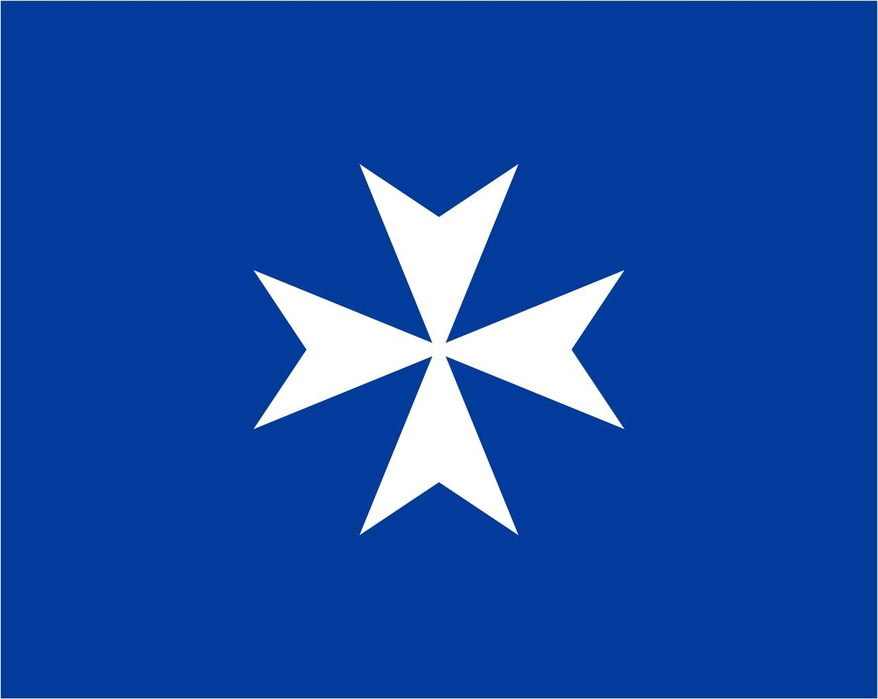 Amalfi - bandiera della repubblica marinara