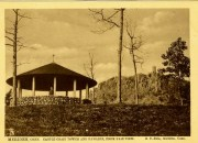 Fairview Pavilion postcard