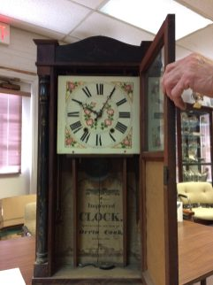 Orin Cook Clock