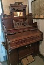 Organ at Homestead