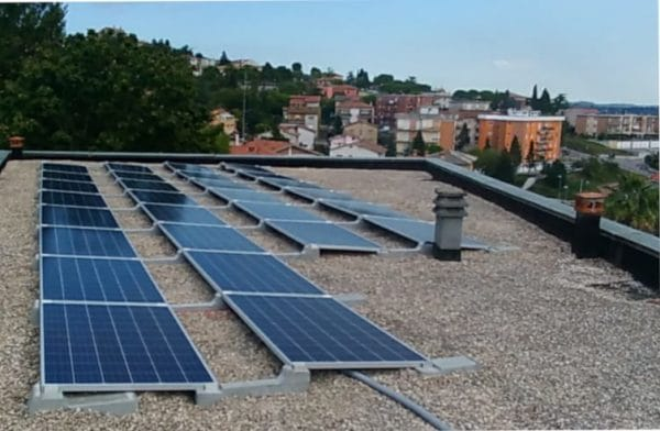 Fotovoltaico Castelfidardo
