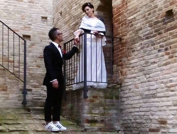 Matrimonio Castello Arancia