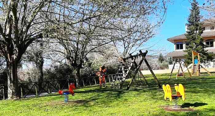 Manutenzione Parco Via Benigni Treia
