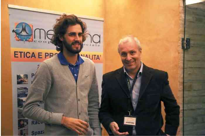 Tamberi Oro Olimpico Ospite All'Asilo Ricci