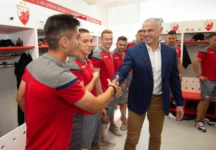 TERZIĆ: Najviše ponuda za Joveljića, Marin ne ide, traži se levi bek
