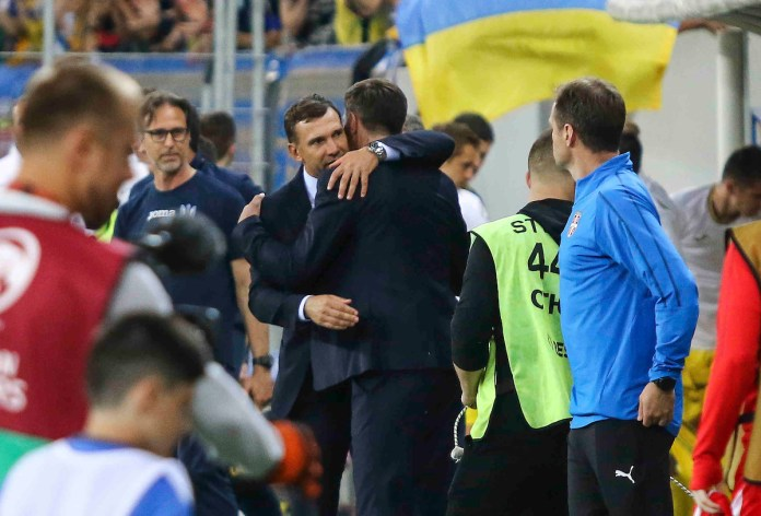 Šta se to dogodilo fudbalerima Srbije u Ukrajini?!