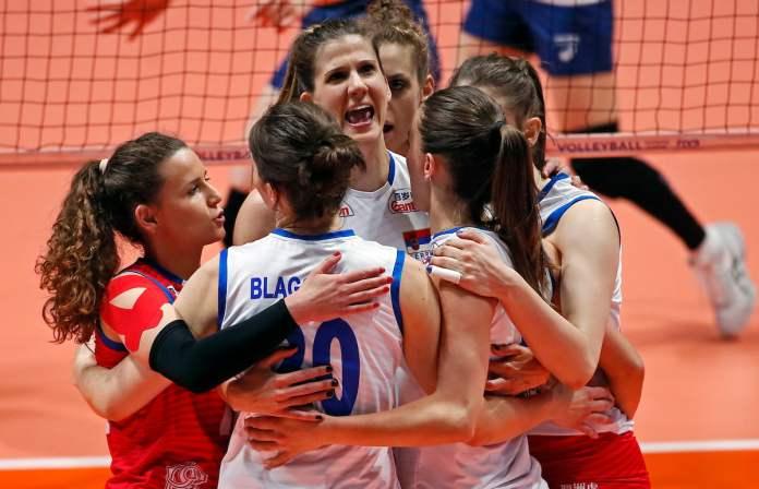 TITULA ZA ODBOJKAŠICE Srbija osvojila turnir u Turskoj