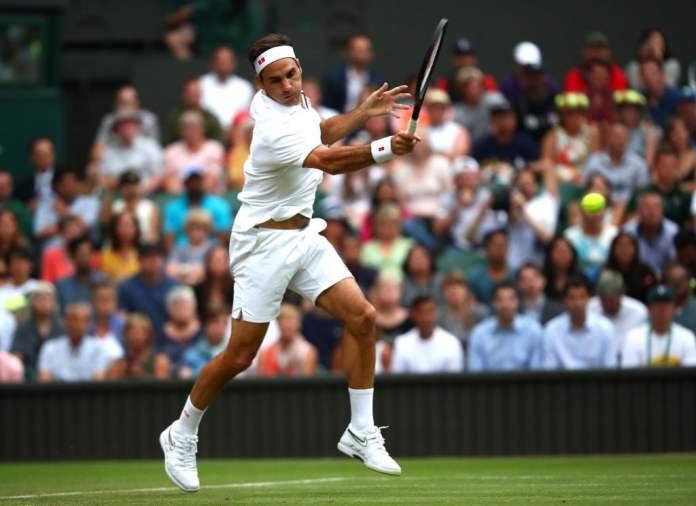 ŠTA TO URADI RODŽERE? Federeru se žurilo, pa je uništio Italijana