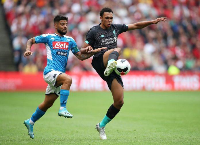 ŠAMAR PRVAKU EVROPE Napoli pokazao Liverpulu šta je fudbal