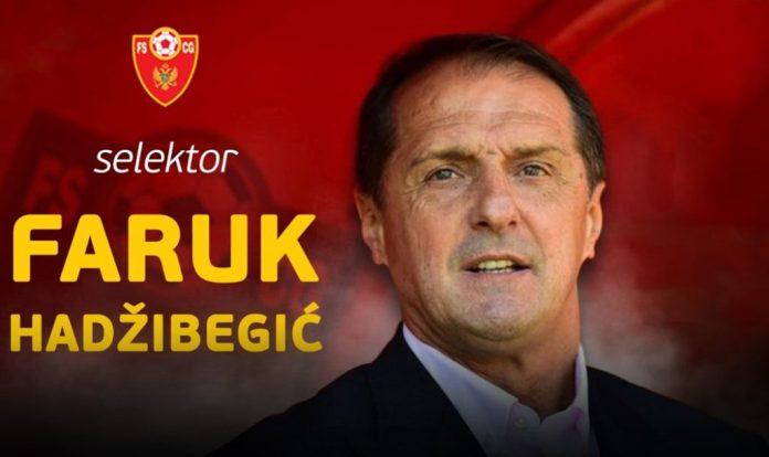 NASLEDIO TUMBAKOVIĆA Legenda jugo-fudbala novi selektor Crne Gore