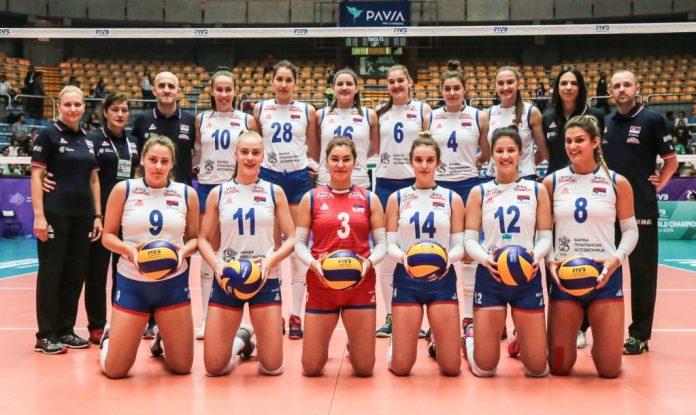 MINIMALAN PORAZ ZA KRAJ NADE: Juniorke Srbije bez četvrtfinala SP
