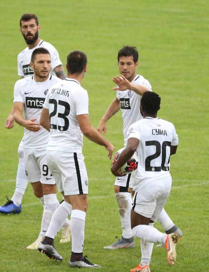 Liga Evrope: Partizan u Turskoj ili Sloveniji, težak posao čeka Čuku