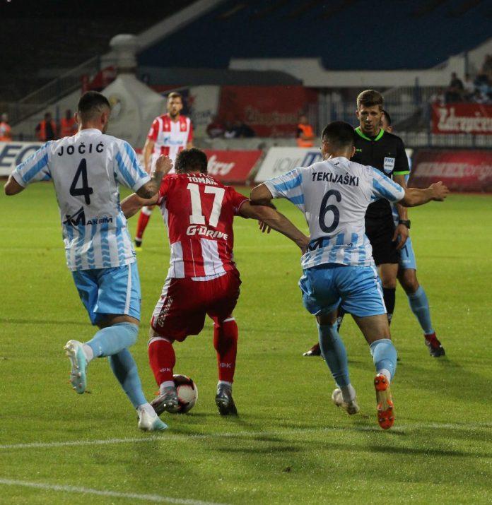 TOMANE: Raduje me prvi gol, sad želim da tresem mreže i u Evropi