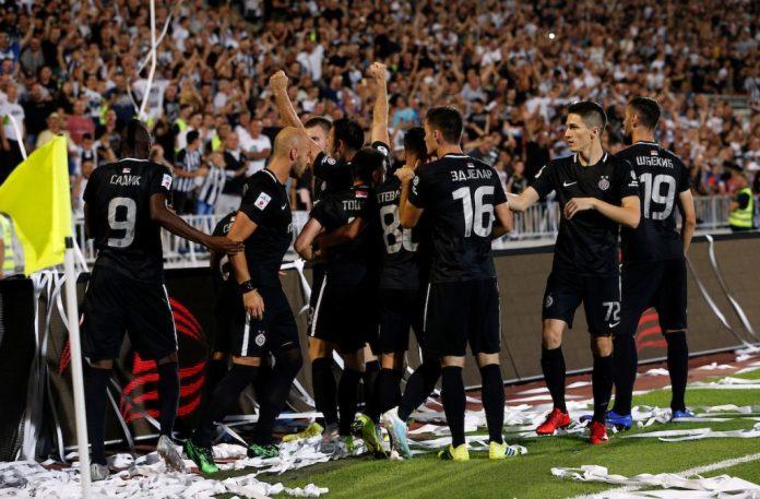 UEFA POTVRDILA KAZNU PARTIZANU Crno-beli će ipak imati podršku!