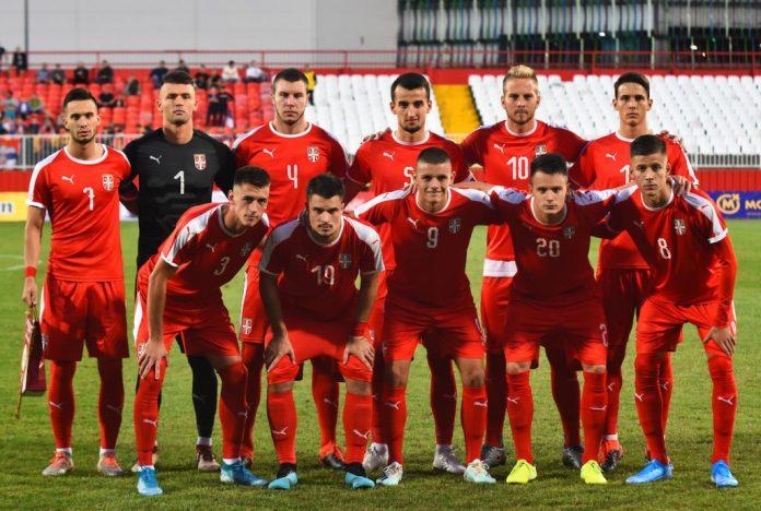 NASTAVLJEN POST ORLIĆA Novi kiks mlade reprezentacije Srbije