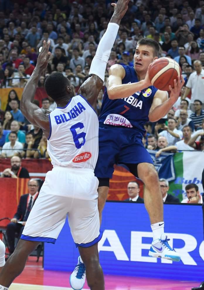 POSLASTICA ZA KRAJ Srbija ruši Španiju za prvo mesto u grupi!