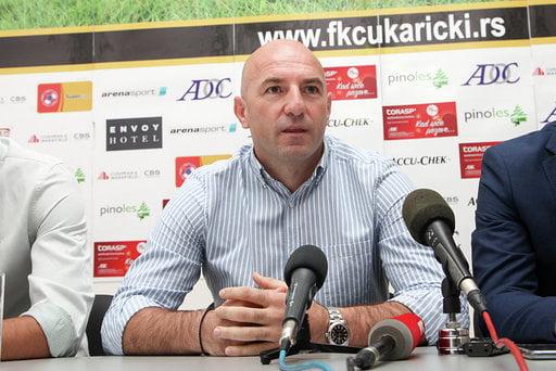 RETKOST U SRPSKOM FUDBALU Moćan ugovor za stručni štab Čukaričkog