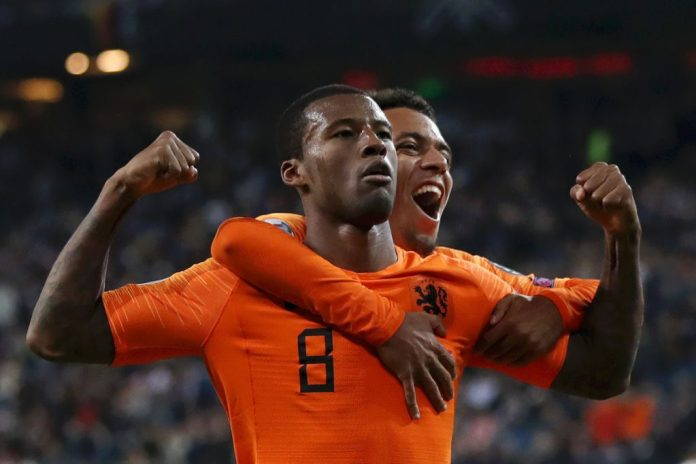 Holandija se revanširala Nemcima, poker golova za poluvreme!