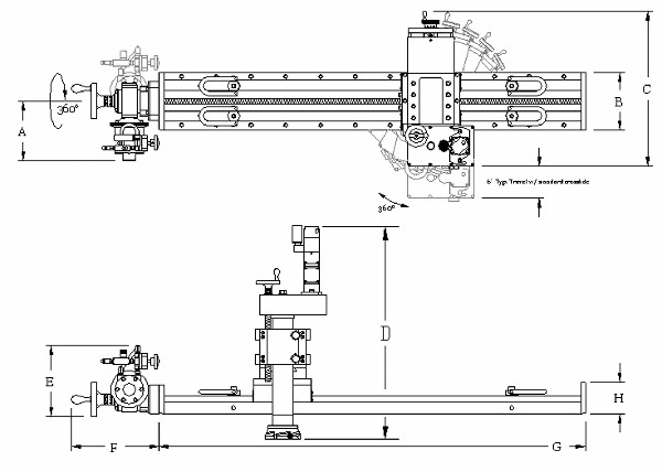 Meridian Equipment, Inc. : Specialized Portable Machining