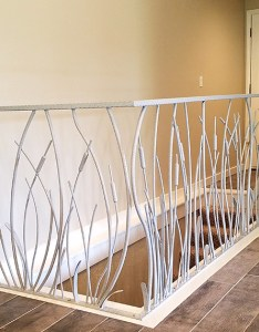 Decorative wrought iron railing also meridian fence rh meridianfence