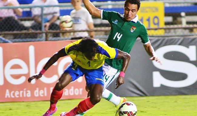 La selección ecuatoriana, eliminada en la fase de grupos del reciente Mundial / Foto EFE