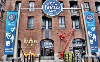 Museo de The Beatles en Liverpool