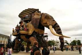 Elephant de La Machine