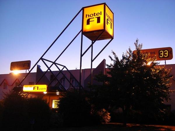 Hotel F1
