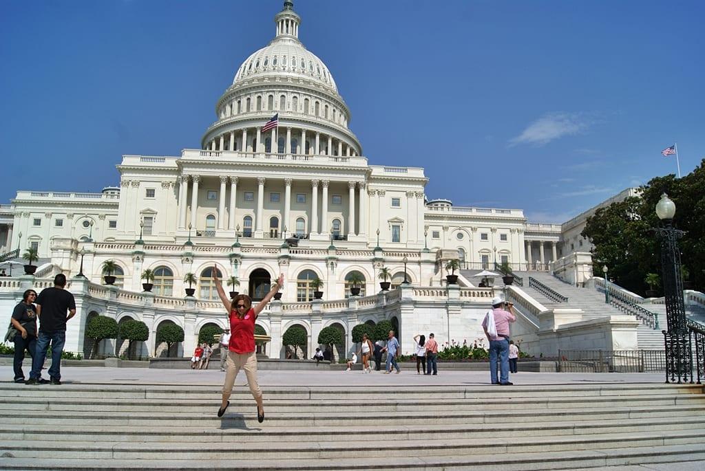 Capitolio, Washington