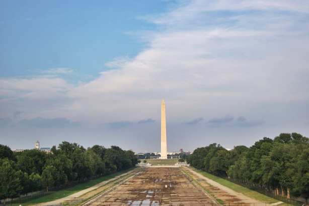 Obelisco, Washington