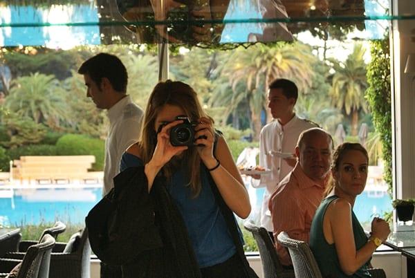 Estoril, viaje de prensa