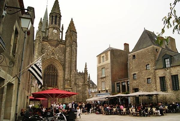 Guerande, ruta por la Bretaña francesa
