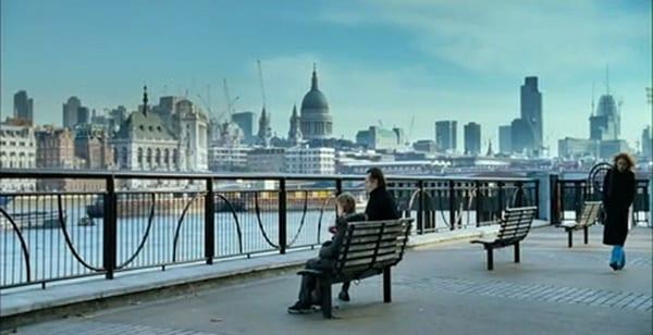 escenarios de Love Actually en Londres
