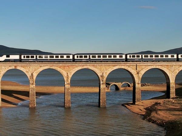 Trenes de lujo por España