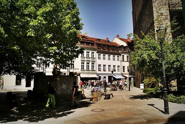 Nikolaiviertel, el origen de Berlín