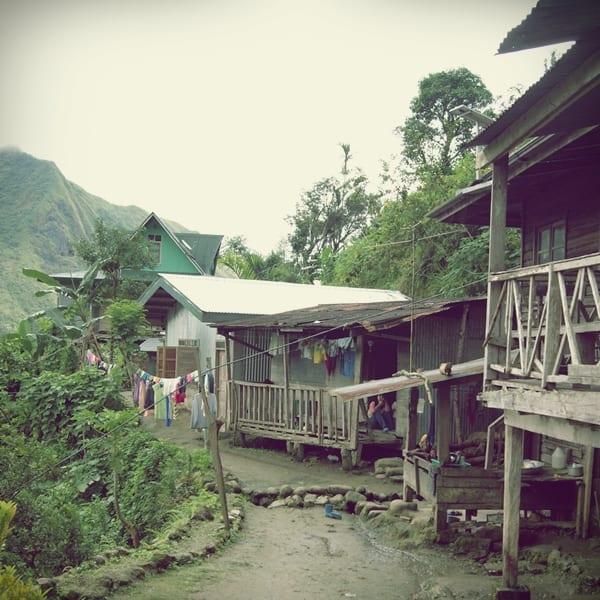 Ifugao, Batad, Filipinas